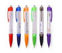 Kugelschreiber [] 500pcs / lot 8B800 Firma Customized Werbeaktion Banner Stift mit Ihrer Werbung in der Hand, hochwertiger Großhandel