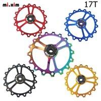Bike Derailleurs Bicycle Rear Derailleur Guide Wheel Or Tension For 4 5 6mm Diameter Screws 7-12 Speed Accessories