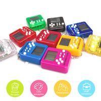 Portable Mini Tetris Child Pocket Game Consoles Consoles Animaux électroniques Machine Brique Jouets Toys Jouets Jouets