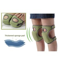 Cleaning Cloths 1 Pair Sponges Scouring Pads Soft Foam Knee Protectors Cushion Sport Protection For Gardening Scrubbing Floors Pad