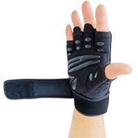 Poids Lifting Gants de remise en forme GEL Gel Palm Protection Gym Distribution Protecteur Matériel de levage