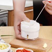 수동으로 마늘 미니 마늘 프레스 으깬 으깬 된 마늘 유용한 제품 고기 연삭 마늘 슈레더 홈 주방 강판 DWF9025