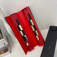 Dropshipping Top Qualität Marke Satin Lippenstift Rouge Matte Lippenstifte hergestellt in Italien Eine Levres-Matte 8 Farbe mit Handtasche