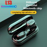 L13 Music Earphones TWS Wireless Bluetooth Headphones Waterproof Sports Earbuds Business Headset
