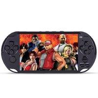 게임 5.0 대형 스크린 핸드 헬드 게임 콘솔 플레이어 MP5 / 무비 카메라로 TV 출력 멀티미디어 비디오 휴대용 플레이어