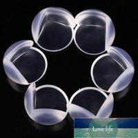 Coin de sécurité du protecteur de la table circulaire Produits de sécurité pour enfants Produits de sécurité pour enfants Angle de collision en plastique