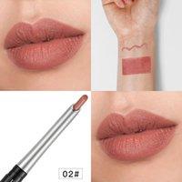 Lip Pencils 1PC Liner Matte Pencil Lipsticks Waterproof Easy To Wear Natural Long Lasting Lipstick Makeup Contour TSLM1
