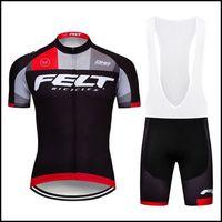 Equipo de bicicleta Field Cycling Jersey Babero Shorts Set Hombres MTB Ropa de bicicleta Verano Rápido Seco Deportes Uniforme Ropa de carreras