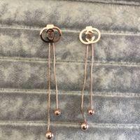 20 США дизайн микс оптом преувеличенные большие свитывающие алмазные буквы кисточек капельки для девушки женские розовые золоты заполнены любовь свадьба