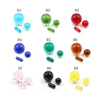 Quartz Terp Slurper Pearls Set With 20mm 12mm Quartz Pearls 6*15mm Pill For Smoking Aaccesories Blender Slurpers Quartz Banger Nails Water Bongs Dab Rig