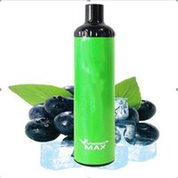VIDGE MAX Disposable Electronic Cigarette Set Portable Vaporizer 2000 Puffs 5.0ml 950mah Battery