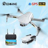 Cemine EX5 Drone 229G RC Quadcopter 4K HD Mini Câmera Profissional conheceu 5G WiFi 1000 metros Distância FPV Portable