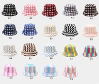 Rainbow Candy Colors Winter Plush Bucket Hat for Women Fuzzy Baseball Caps Casual Warm Faux Fur Fisherman Hats Soft Beanies Cap Christams New Year 2021