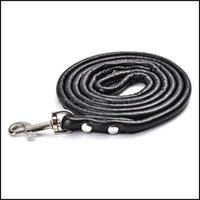 Dog Supplies Home Gardendog Collars & Leashes Leash Pu Comfortable Small Medium Dogs Pet Products 8 Colors Remove The Convenient Harness Dro