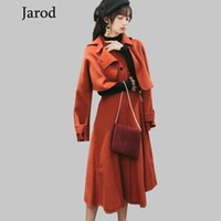 Two Piece Dress 2021 Autumn Runway Tweed 2 Set Designer Winter Women Short Jacket Coat + Elegant Sleeveless Wool Blend Suits