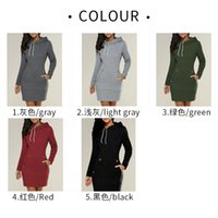 2021 new ladies casual dress fall winter fashion hoodie explosion style plus cashmere sweater S-5XL