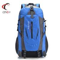 Горячий нейлон мужской рюкзак женщин большая емкость водонепроницаемый рюкзак путешествия эсколарская школьная сумка высокого качества ноутбук рюкзак mochila 201118