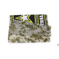 3x5FTs 90x150cm Camouflage US-amerikanische Armee-Flagge Camo 1775 Direkte Fabrik Großhandel HWD10169