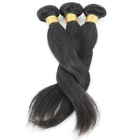 Good Quality Wholesale Price Silky Straight 12a Human Brazilian Hair No tangle Shedding Free For Dating Wedding Party