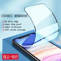 IPhone series ceramic mobile phoCell Phone Screen Protectors two apieces blu-ray