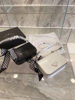 Vente en gros sacs de concepteurs Sac à bandoulière Femmes de luxe Sacs à main portables Sacs à main de marque de la marque de marque avec soie