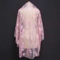 الحجاب الزفاف وصول جميلة قصيرة الوردي الزفاف الحجاب غطاء الوجه زهرة الرباط الفوال خطاباتخطابهزوجات