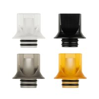 510 drip tips For tfv8 baby tfv12 prince melo 3 etc flat and rounded shape Fast E-cigarette accessory nozzle