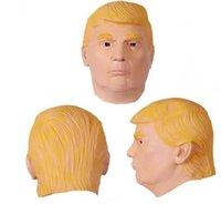 Masque de cosplay drôle de personnalité, Masque Hillary Clinton, Masque de Trump à prix discount, masque de costume électoral présidentiel américain unisexe
