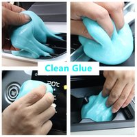 70g Super Auto Car Cleaning Pad Glue Powder Cleaner Magic Cleaner Dust Remover Gel Home Computer Keyboard Clean Tool Dust Clean