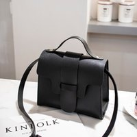 Casual Woman Bag Small Leather Crossbody Bag 2021 Design Women PU Leather Handbags Tote Shoulder Bags Messenger Bolso Mujer