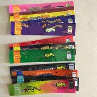 2021 Kılıfı Kuru Tütün Çantaları Nerd Uzun Fermuar Koku Geçirmez 400 mg Halatlar 420mg Çanta 600 mg Ambalaj Paketi Ambalaj Açılıp Açılabilir Boş Yiyecekler Mylar Paketi