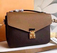 2021 Luxurys Designers Bags Crossbody Женская сумка Messenger Сумки окисляющие кожаные метис Элегантные сумки через плечо Сумка по течению поперечины
