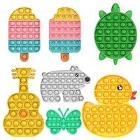Favorite Party Favore Creative Color Board Game Fun Bubble Squeeze Giocattoli sensoriali per bambini e adulti per rilassarsi e rilassare i regali per un facile trasportare