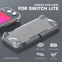 PIENCHIR CASE COVER ROOL для коммутатора Lite Console, Mattle Texture, Anti-Fingerprint, Сменные кнопки, Игра Engp205 Джойстики