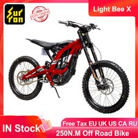 Sur-Ron Light Bee x Electric Offen-Road Change Electric Offo Road Bike 60V 32Ah Top Top Tore 250n.m 120 км пробег