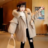 Down Coat 2021 Brand Children Girl Jacket Thick Long Winter Warm Fashion Parka Hooded Outerwear Clothes For Kids Girls Clothing