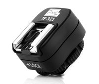 TF-321 TTL Flash Hot-Shoe Hotshoe Adapter Converter For Canon 580EX 550EX 600D 700D 70D 6D 60D 550D 5D Camera and Flashgun