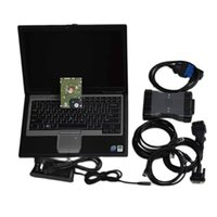 WiFi ميغابايت ستار C6 SD توصيل دعم دعم DOIP / CAN XENTRY VCI أداة التشخيص HDD SSD البرمجيات Laptop D630 ماسحة 12 فولت 24 فولت