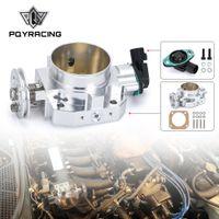 PQY - 70mm Gaz Kelebeği Vücut + TPS Konum Sensörü Honda B16 B18 D16 F22 B20 D / B / H / F EF EK DC2 H22 D15 PQY-6952 + 5953