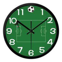 Wall Clocks Clock Personalized Modern Design Bedroom Large Silent Klokken Orologio Da Muro Home Product 70N177