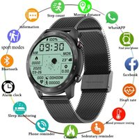 Smart Watch Heart Rate Monitor BT Call Music Playback IP68 Waterpr Men's Watches 3pro For xiaomi Huawei iphone
