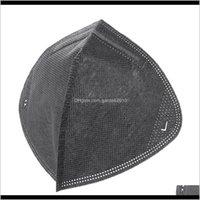 أقنعة مصمم 1PCS قناع الوجه 99 الغبار والدليل على إعادة استخدام جهاز التدوير الداخلية تصفية التلوث الجري الرياضية الوسادة ulftm bwnuy