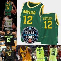 NCAA 농구 결승 4 베이르 곰 저지 0 Flo Thamba 12 Jared Butler 31 마리오 티그 10 아담 플래그 45 데이비언 미첼 그린