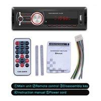 Freisprecheinrichtung 1 DIN-Auto-Stereo-MP3-Player 12V Multimedia LCD-Bluetooth-Audio-RCA USB-FM-Radio-Empfang1