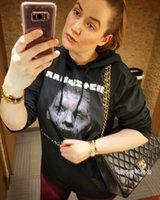 Vetem Rock Rammstein German Chariot Chariot Hannibal Zombie Metal Hip Hop Cotton T-shirt manica corta Nek3