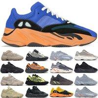الرجال الاحذية أحذية 700 V2 ثابت 3M عاكس موجة عداء OG البنفسجي WAVERUNNER رياضة المرأة الاحذية مصمم أحذية