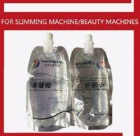 250G Hifu Rf Gel Ultrasound Treatment Conductive Cooling For Diode Laser Opt Shr Elight Ipl Ultrasonic Cavitation Slimming Machines