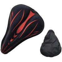 دراجة السروج دراجة غطاء وسادة سيليكون مع أجزاء المطر تنفس جبل تنفس