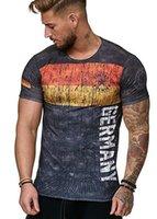 Новый Дышащий Джерси Германия Испания Швеция Россия Португалия Футбол футболка Мужская спортивная рубашка негабаритные вершины