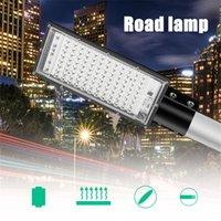 LED Street Lights 100W AC 180V-240V Outdoor Floodlight Spotlight IP65 Waterproof Wall Lamp Garden Road Pathway Spot Light